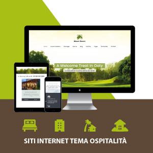 siti web ospitalità