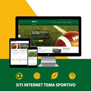 siti web sport